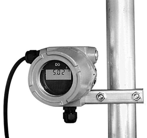 Dissolved Oxygen Transmitters, DCP-20T Low Concentration