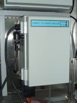 MWB4-70 Process Drinking water monitor